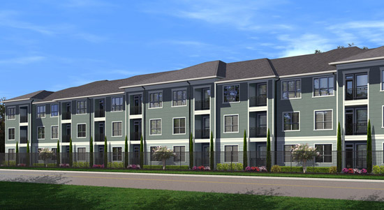 The Apex Apartment Homes
